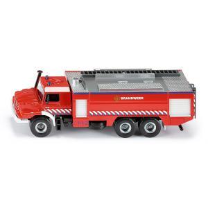 Siku - 2109NL - Mercedes-Benz Zetros pompiers (314580)