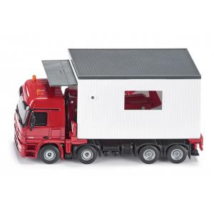 Siku - 3544 - Camion transport garages - 1:50ème (314590)