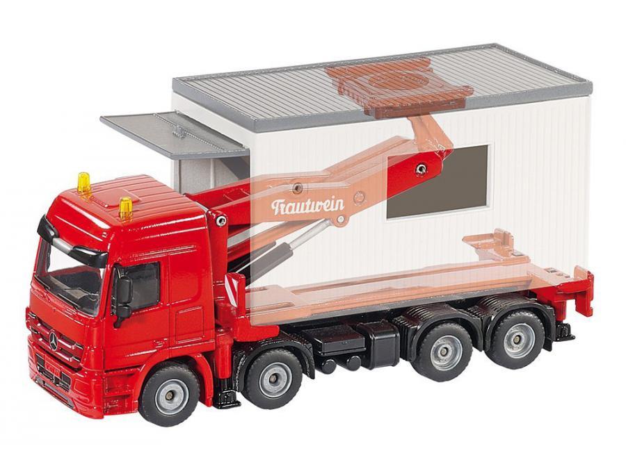 Siku camion transport garages 1 50 me - Garage mercedes mantes la ville ...