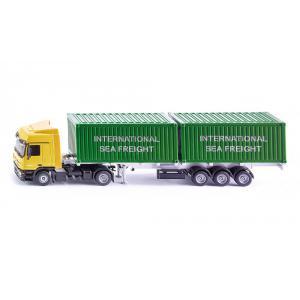 Siku - 3921 - Camion avec conteneur - 1:50ème (314596)