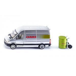 Siku - 1995 - Claas véhicule de service - 1:50ème (314606)