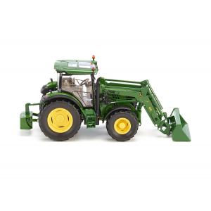 Wiking - 7344 - John Deere 6125R with front loader - 1:32ème (314640)