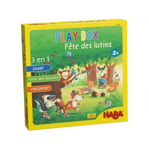 Haba - 300786 - Play Box Fête des lutins (315350)