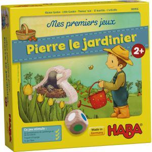 Haba - 300956 - Mes premiers jeux – Pierre le jardinier (315368)