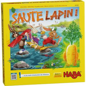Haba - 301829 - Saute lapin ! (315430)