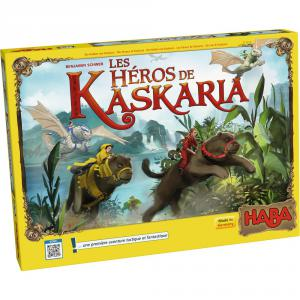Haba - 301870 - Les héros de Kaskaria (315474)
