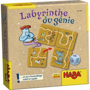 Haba - 301887 - Labyrinthe du génie (315480)