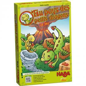 Haba - 301891 - Au pays des petits dragons – Le jeu (315484)