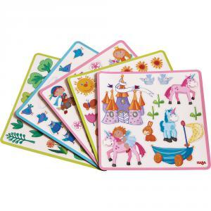 Haba - 301950 - Boîte de jeu magnétique Le jardin féerique (315550)