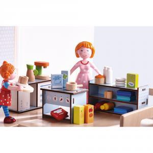 Haba - 301991 - Little Friends – Accessoires pour maison de poupées Cuisine (315610)