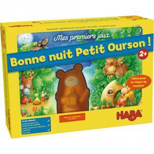 Haba - 302102 - Mes premiers jeux – Bonne nuit Petit Ourson ! (315722)