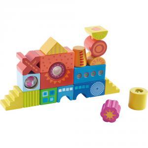 Haba - 302157 - Blocs de construction De toutes les couleurs (315780)