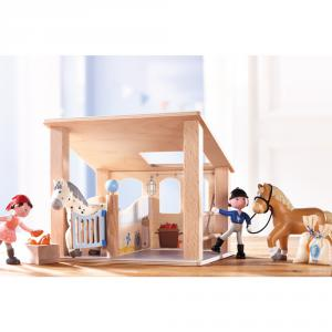 Haba - 302167 - Little Friends – Box à chevaux (315792)