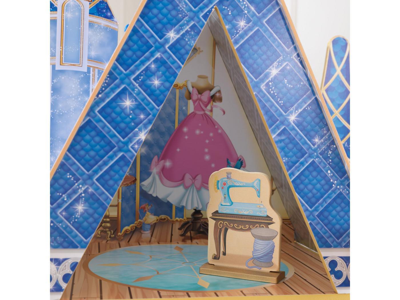 kidkraft maison de poup es disney princesse cendrillon. Black Bedroom Furniture Sets. Home Design Ideas