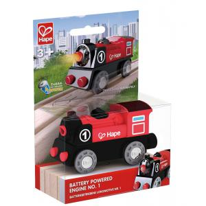 Hape - E3703 - Locomotive éléctrique (318644)