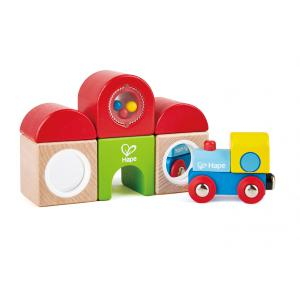 Hape - E3802 - Station en blocs de construction (318670)