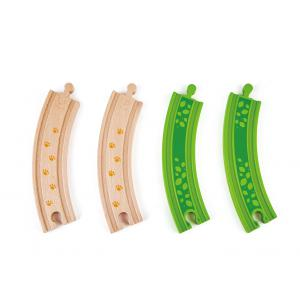 Hape - E3803 - Rails de la jungle (318672)