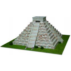 Aedes Ars - 1270 - TEMPLO DE KUKULCAN - 1/175ème - 5700 pièces, Xème siècles, Mexique (318762)