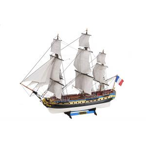 Artesania - 22517-N - Maquette bateau en bois Hermione Lafayette (318968)