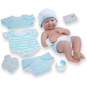 Berenguer / JC Toys - 18551 - Poupon Newborn et sa layette bleue 36 cm (320754)