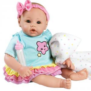 Adora - 20103015 - Bébé Baby Time Arc en Ciel 40,5 cm (321070)