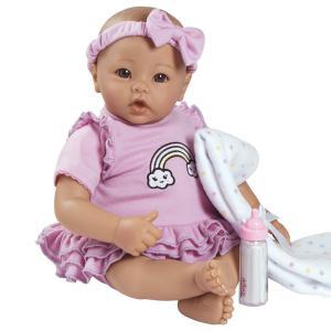 Adora - 20103014 - Bébé Baby Time Lavande 40,5 cm (321072)