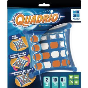 Megableu editions - 678119 - Quadrio - Jeux de stratégie dés 8 ans (321118)