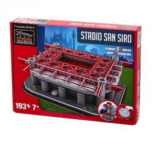 Megableu editions - 39002 - Puzzle 3D San Siro Milan's packaging (321152)