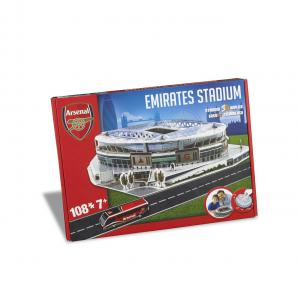 Megableu editions - 3735 - Puzzle 3D Emirates Arsenal (321156)