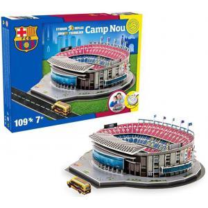 Megableu editions - 34002 - Puzzle 3D Camp Nou Barcelona (321158)