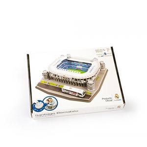 Megableu editions - 34001 - Puzzle 3D Santiago Bernabeu Real Madrid (321160)