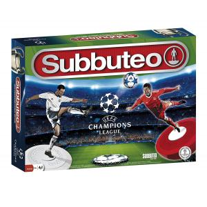Megableu editions - 678321 - Subbuteo Champion League Uefa (321162)