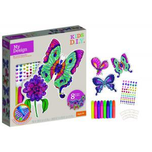Orb factory - ORB75415 - My Design Dot'n Jewel Butterflies (321324)
