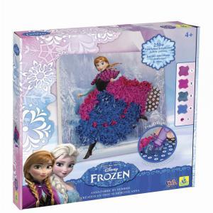 Orb factory - ORB11546 - Kit créatif Disney La Reine des Neiges Anna et Elsa Sticky Mosaïques (321348)