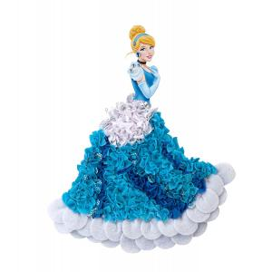 Orb factory - ORB11544 - Disney Princess PlushCraft® Cinderella Pillow (321352)