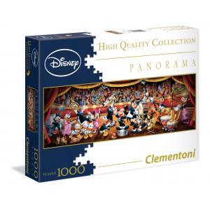 Clementoni - 39347 - Puzzle Panorama Disney Classic 1000 pièces (321490)