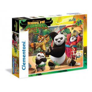 Clementoni - 26580 - Puzzles Maxi - Kung Fu Panda 3 (321742)
