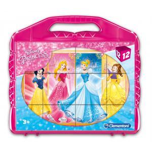 Disney Princesses - 41181 - Cubes 12 Pièces - Princess (Ax3) (321802)