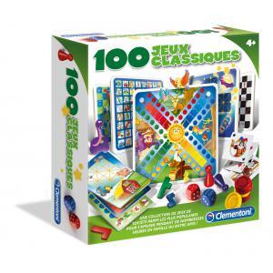 Clementoni - 52183 - 100 jeux classiques (321812)