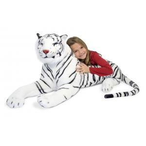Melissa and doug - 13979 - Peluche tigre blanc (322234)