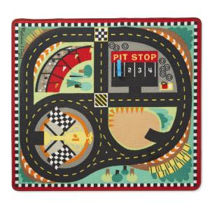 Melissa and doug - 19400 - Tapis circuit routes urbaines (322304)