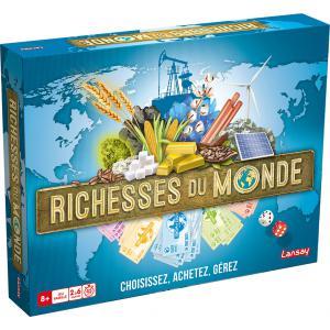 Lansay - 75045 - Richesses du monde (324662)
