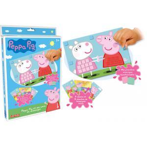 Lansay - 20017 - Mosaïque Peppa pig et ses amis (324692)