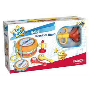 Bontempi - 601025 - Assortiment kits musicaux BABY (325552)