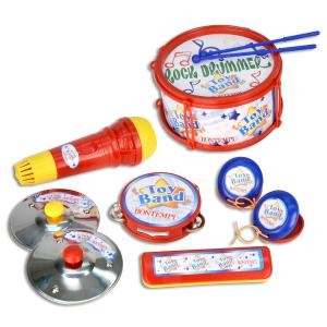 Bontempi - 602931 - Assortiment kits musicaux en boite (325556)