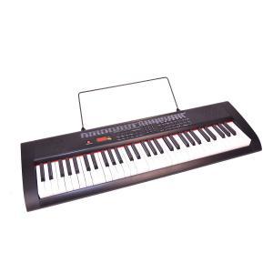 Bontempi - 166120 - Clavier 61 touches lumineuses + Adaptateur et prise USB (325612)