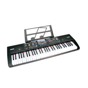 Bontempi - 166115 - Clavier 61 touches + adaptateur, prise USB (325614)