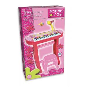 Bontempi - 133671 - Orgue electronique avec tabouret i girl (325622)