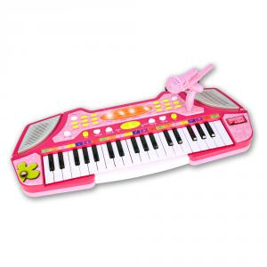 Bontempi - 123771 - Clavier électronique 37 touches I GIRL+ micro (325632)