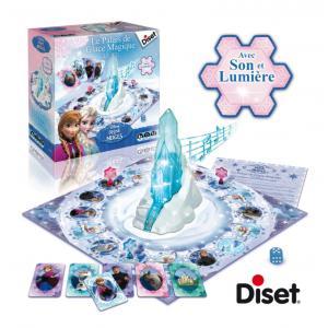 Diset - 46585 - Le palais de glace magique reine neiges (325660)